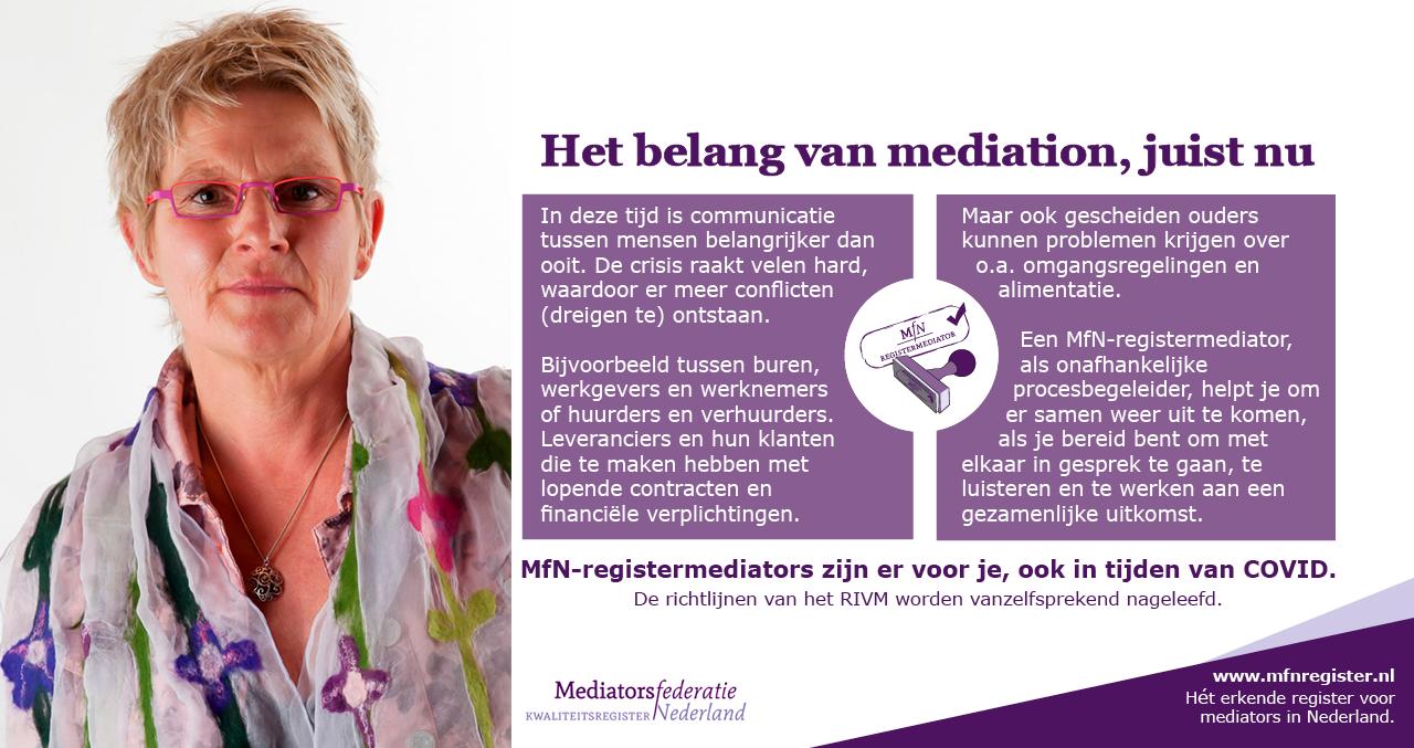 Feenstra Mediation echtscheiding en arbeidszaken vanuit Apeldoorn in Nederland